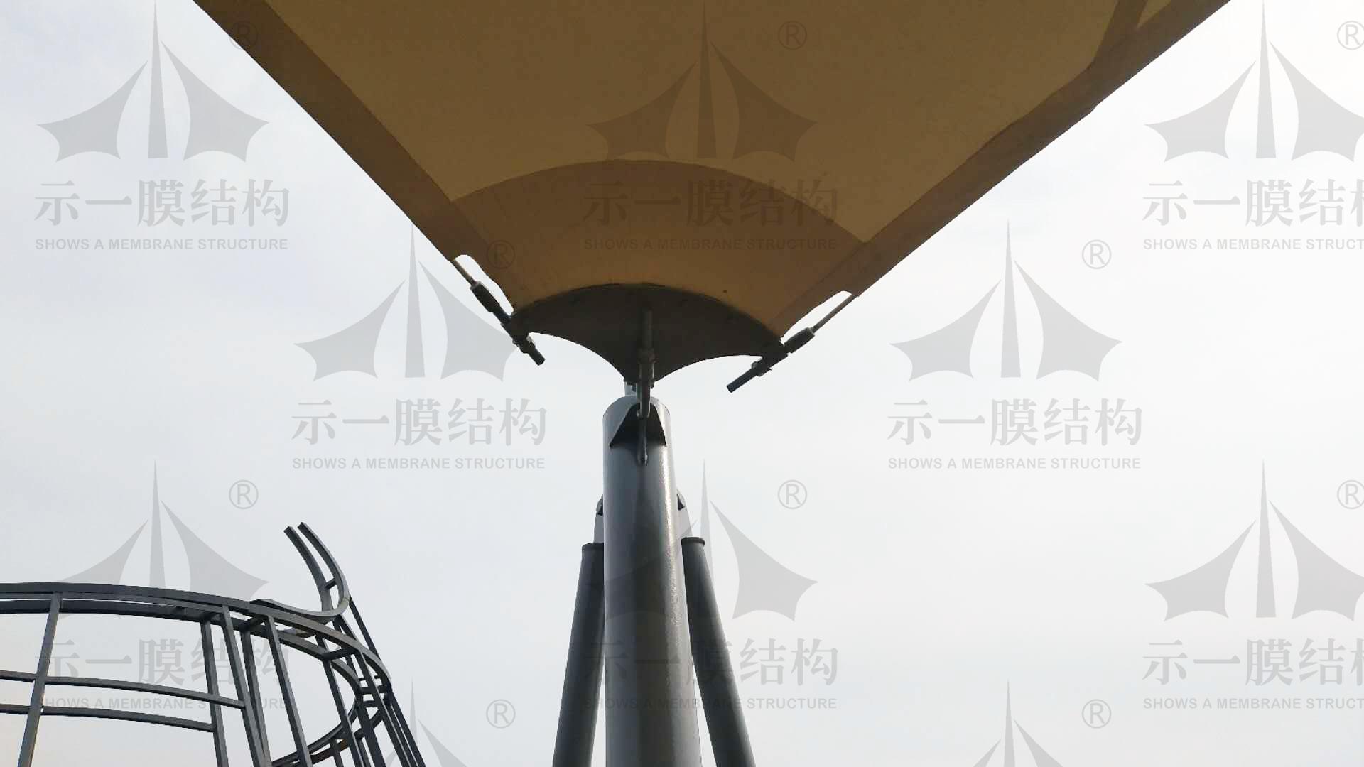 河南漯河张拉膜工程-(48)