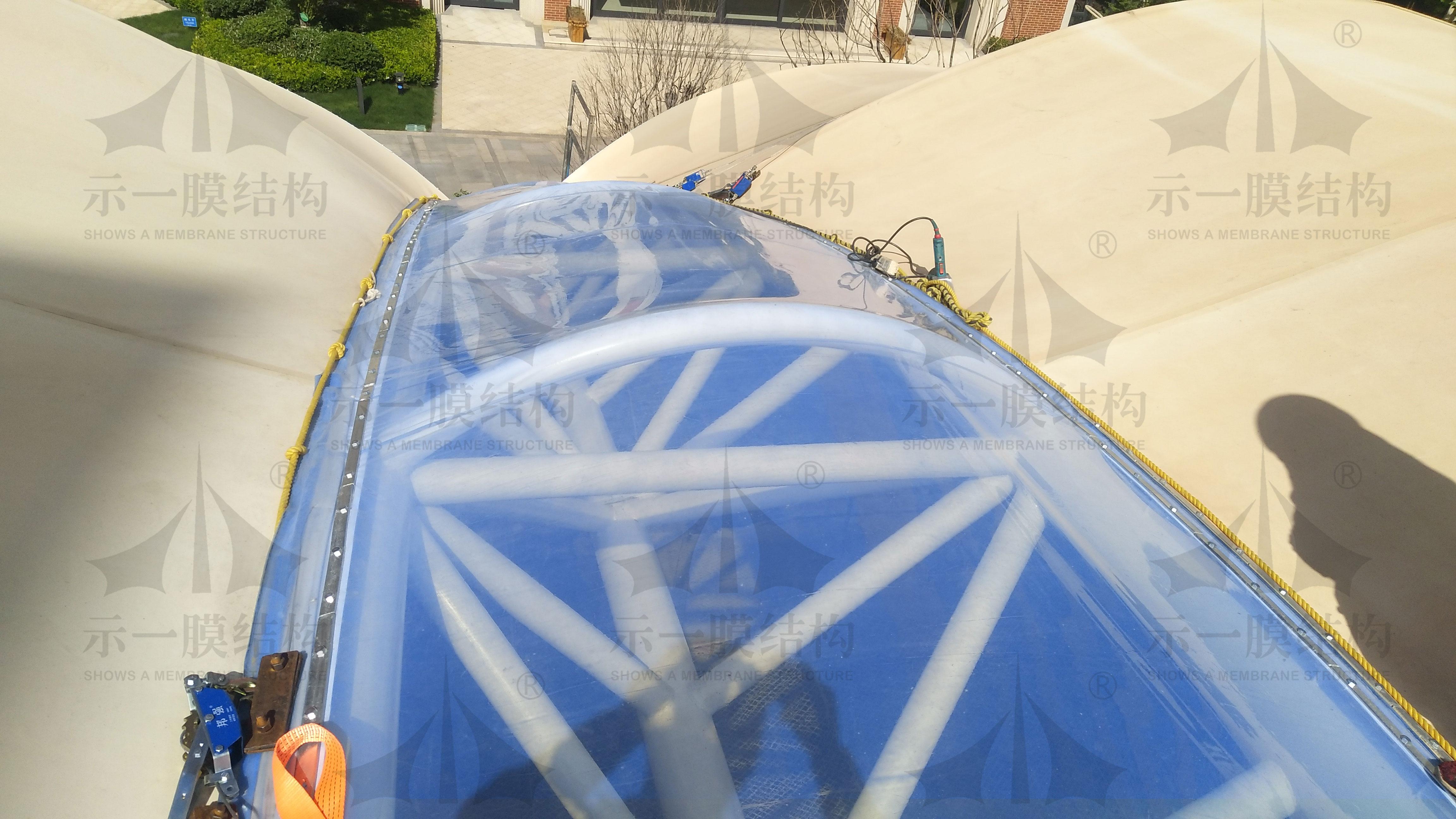 ETFE膜材的清理方式有哪些?