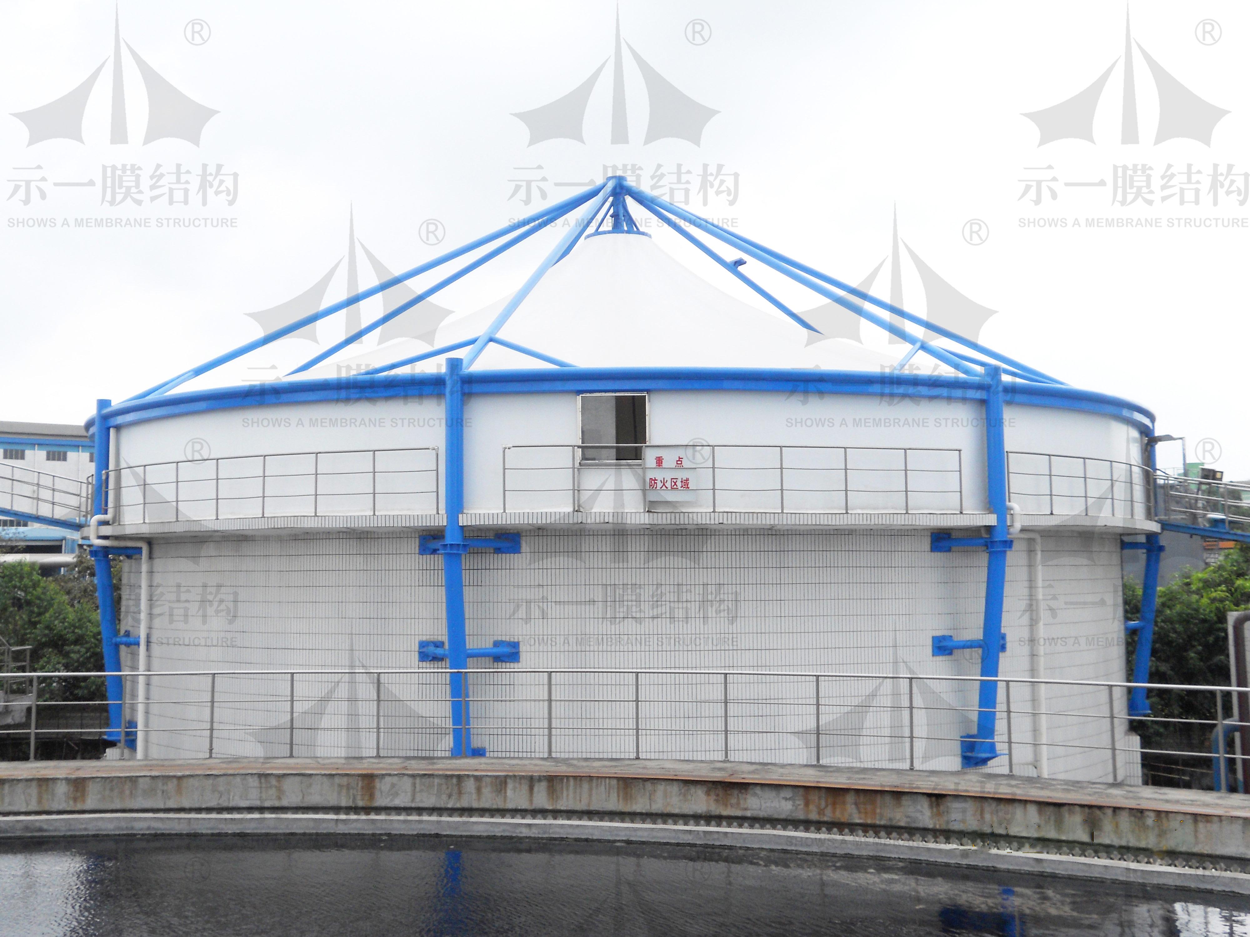污水池膜结构的优点有哪些?